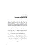Digital Terrain Modeling: Principles and Methodology - Chapter 5