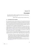 ENVIRONMENTAL ENGINEER'S MATHEMATICS HANDBOOK - CHAPTER 13