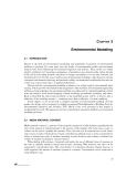 ENVIRONMENTAL ENGINEER'S MATHEMATICS HANDBOOK - CHAPTER 3
