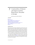 Interactions Between Agroecosystems and Rural Communities - Chapter 7