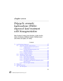 Bioremediation of Relcalcitrant Compounds - Chapter 7