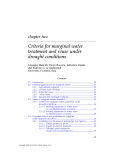 Drought Management and Planning for Water Resources - Chapter 2