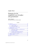 Drought Management and Planning for Water Resources - Chapter 3