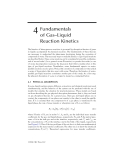 Ozone Reaction Kinetics for Water and Wastewater Systems - Chapter 4