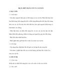Bài 35: BIẾN DẠNG CƠ CỦA VẬT RẮN
