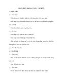 Bài 51. BIẾN DẠNG CƠ CỦA VẬT RẮN