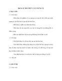 GIÁO ÁN MÔN LÝ: Bài 56. SỰ HOÁ HƠI VÀ SỰ NGƯNG TỤ