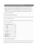 Cải tiến Windows Explorer với các tính năng từ FilerFrog