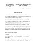 Thông tư liên tịch số 149/2011/TTLT/BTCBVHTTDL