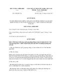 Quyết định số 1920/QĐ-TTg