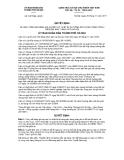 Quyết định số 5477/QĐ-UBND
