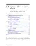 CYANIDE in WATER and SOIL: Chemistry, Risk, and Management - Chapter 18
