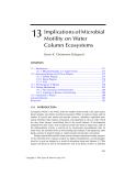 ECOLOGY and BIOMECHANICS - CHAPTER 13