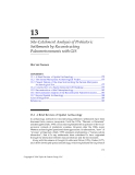 GIS Based Studies in the Humanities and Social Sciences - Chpater 13