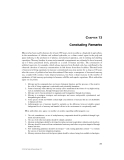 Mercury Hazards to Living Organisms - Chapter 13 (end)