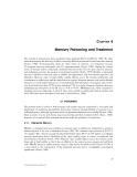 Mercury Hazards to Living Organisms - Chapter 4