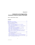 Regional Scale Ecological Risk Assessment - Chapter 2