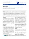 """báo cáo khoa học: """" Eyelid bags Short report"""""""