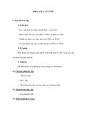 Bài 6: AXIT NUCLấIC
