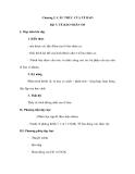 Chương 2: CẤU TRÚC CỦA TẾ BÀO