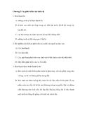 Chương 5: Sự phát triển của sinh vật
