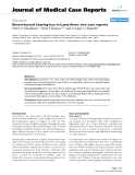 """Báo cáo y học: """" Sensorineural hearing loss in Lassa fever: two case reports"""""""