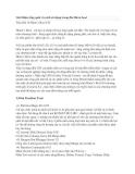 Giới thiệu tổng quát và cách sử dụng trong đĩa Hiren boot