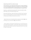 Hướng dẫn nâng cấp iOS 5 cho các thiết bị của Apple