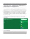 Tăng ứng dụng sắp xếp trong Start Menu của Windows 8