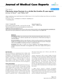 """Báo cáo y học: """" Clavicular stress fracture in a cricket fast bowler: A case report"""""""