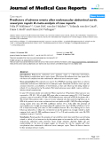 """Báo cáo y học: """"Predictors of adverse events after endovascular abdominal aortic aneurysm repair: A meta-analysis of case reports"""""""