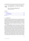 Particle Toxicology - Chapter 15