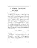 Radio Propagation and Remote Sensing of the Environment - Chapter 9