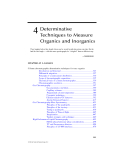 Trace Environmental Quantitative Analysis: Principles, Techniques, and Applications - Chapter 4