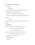 Bài: 36. THUYẾT TIẾN HÓA HIỆN ĐẠI