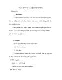 GIÁO ÁN MÔN SINH: Bài 57. MỐI QUAN HỆ DINH DƯỠNG