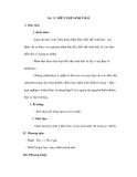 Bài 58. DIỄN THẾ SINH THÁI
