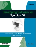 Developing Software for Symbian OSAn Introduction to Creating Smartphone Applications in C++Steve