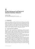 Hazardous Industrial Waste Treatment - Chapter 3
