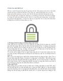 12 bước bảo mật thiết bị số