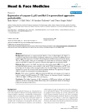 """báo cáo khoa học:"""" Expression of caspase-3, p53 and Bcl-2 in generalized aggressive periodontitis"""""""