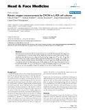 """báo cáo khoa học:"""" Kinetic oxygen measurements by CVC96 in L-929 cell cultures"""""""