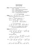 Chuyên đề đại số 9 dãy số có quy luật