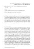 NATURAL ARSENIC IN GROUNDWATER: OCCURRENCE, REMEDIATION AND MANAGEMENT - CHAPTER 17