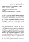 NATURAL ARSENIC IN GROUNDWATER: OCCURRENCE, REMEDIATION AND MANAGEMENT - CHAPTER 20