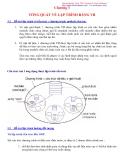 Chương 3: Tổng quát về lập trình bằng VB