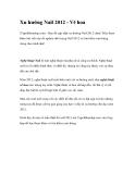 Xu hướng Nail năm 2012 - Vẽ hoa