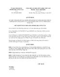 Quyết định số 2598/QĐ-UBND
