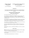Nghị quyết số 27/2011/NQ-HĐND