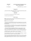 Nghị quyết số 30c/NQ-CP